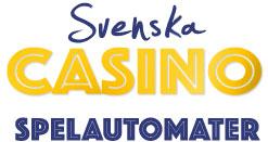spelautomater svenska casino